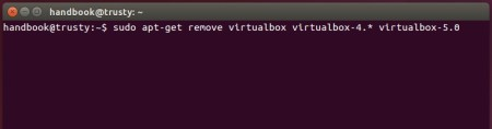 How to uninstall VirtualBox on Ubuntu