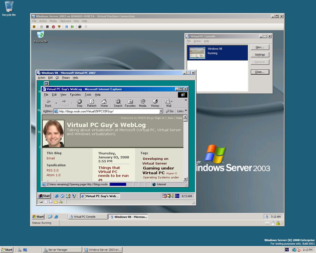 Windows Virtual PC vs VirtualBox – Which one should you use?
