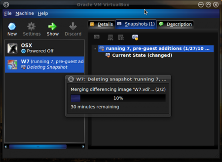 How to backup VirtualBox virtual machine
