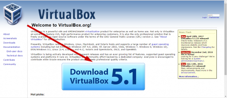 How to install VirtualBox
