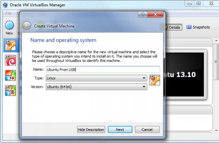How to use USB in VirtualBox